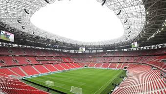 Die Puskas Arena in der bulgarischen Hauptstadt Budapest wird 2022 Schauplatz des Finals der Europa League sein