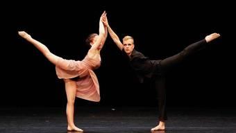 Duo von Li-Danceunit mit Gessica Paradiso und Romano Solano