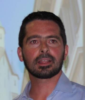 Christian Vogler, Koordinator Energie der Stadt Baden