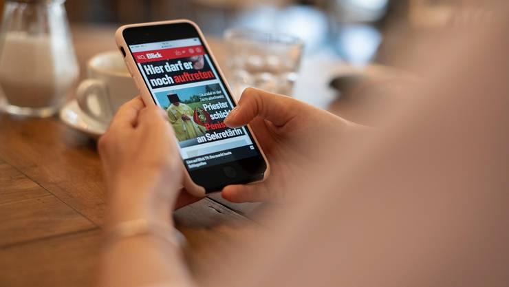 Ab nächstem Jahr wird es das Onlineportal «Blick.ch» auch in der Westschweiz geben.