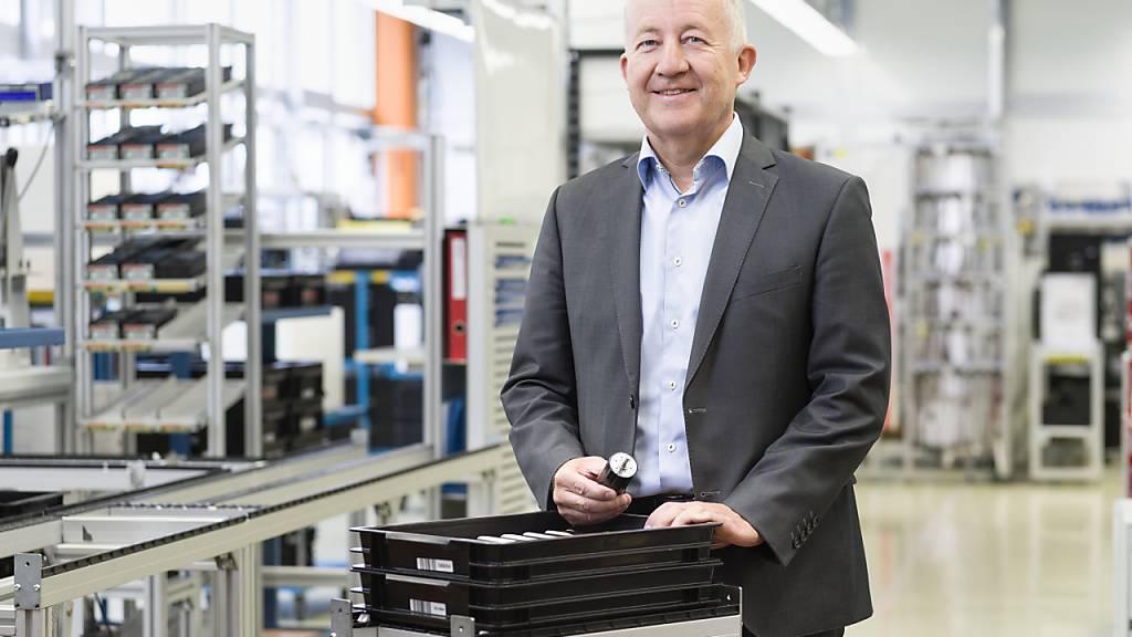Obwaldner Motorenbauer Maxon erzielt 2019 Rekordergebnis