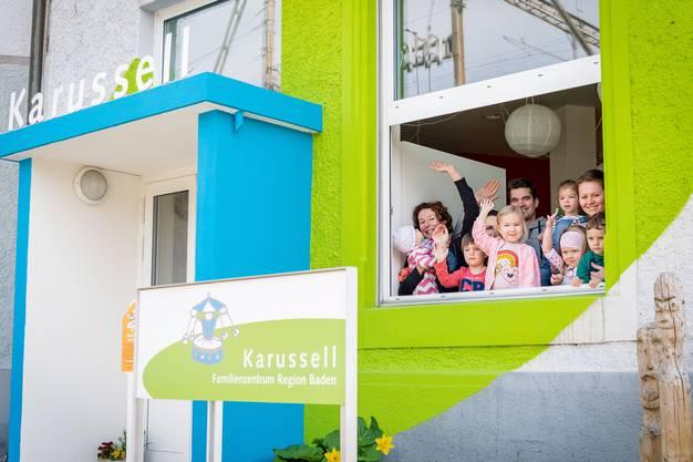 Der Treffpunkt: Café Kardamom des Familienzentrums Karussell