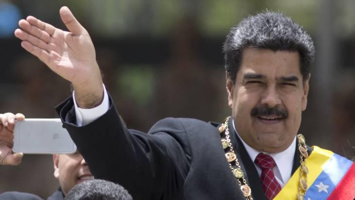 Nicolás Maduro ritt sein Land in den Abgrund – die Bevölkerung hungert und wandert aus.