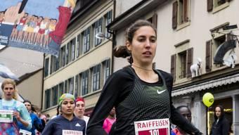 Fabienne Schlumpf stellt sich einer neuen Herausforderung