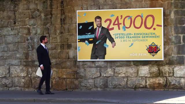Der mit den 24'000 Franken tanzt