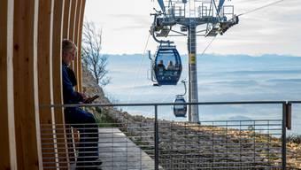 Seit ihrer Eröffnung Ende 2014 ist die Seilbahn Weissenstein zu einem sicheren Wert für den Solothurner Hausberg geworden.