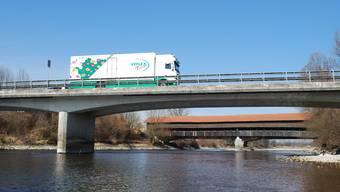Verbindungen über die Reuss: Brücken in Sins sorgen seit Jahrhunderten für einen Austausch zwischen dem oberen Freiamt und dem Kanton Zug. es