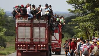 Der Uno-Migrationspakt will die Migration in geordnete Bahnen lenken. Doch der Widerstand dagegen wächst. (Symbolbild)