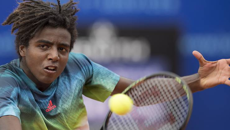 Ein grosses Talent: der Schwede Elias Ymer