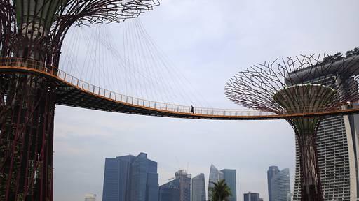 Singapur senkt erneut BIP-Ausblick für 2020