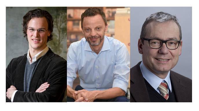 Bastien Girod tritt am 22. November gegen Hans-Ueli Vogt (SVP) und Ruedi Noser (FDP) zum zweiten Wahlgang für den Zürcher Ständerat an.