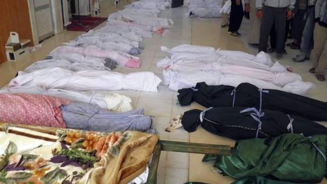 Opfer des Massakers von Hula