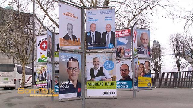 Zürcher Stadtratswahlen