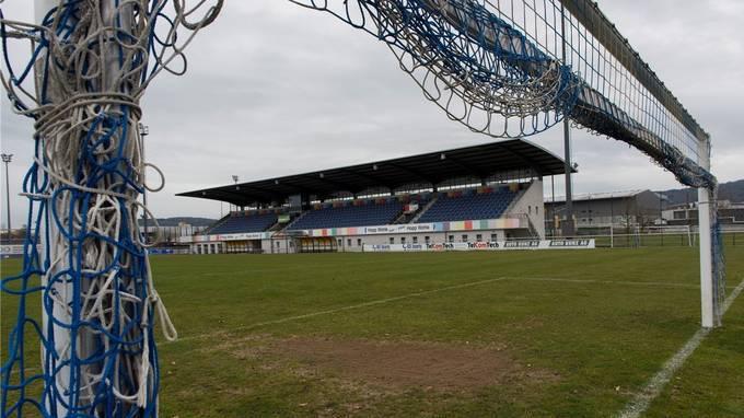 Stadion Niedermatten in Wohlen