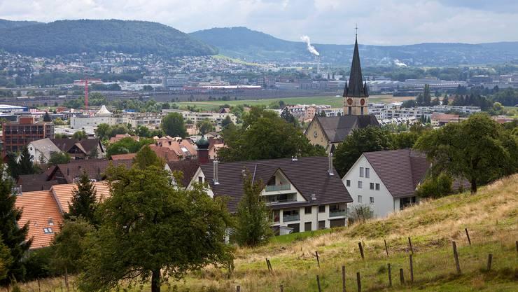 Der Kanton unterstützt eine Fusion von Spreitenbach und Killwangen.