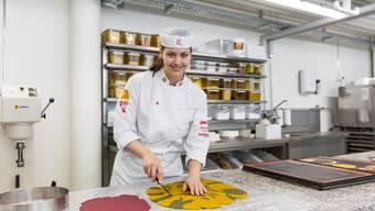 Ramona Bolliger, Bäckerin