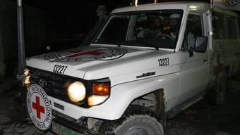 In Afghanistan sind sechs Mitarbeiter des Internationalen Komitees vom Roten Kreuz erschossen worden. (Archiv)