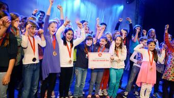 Solothurner Musikschulen: Verleihung des PrixSoM 2014