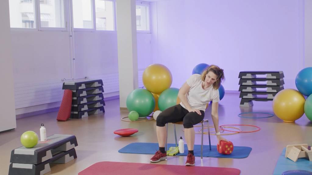 «Gymnastik im Wohnzimmer» vom 21. Juni 2021