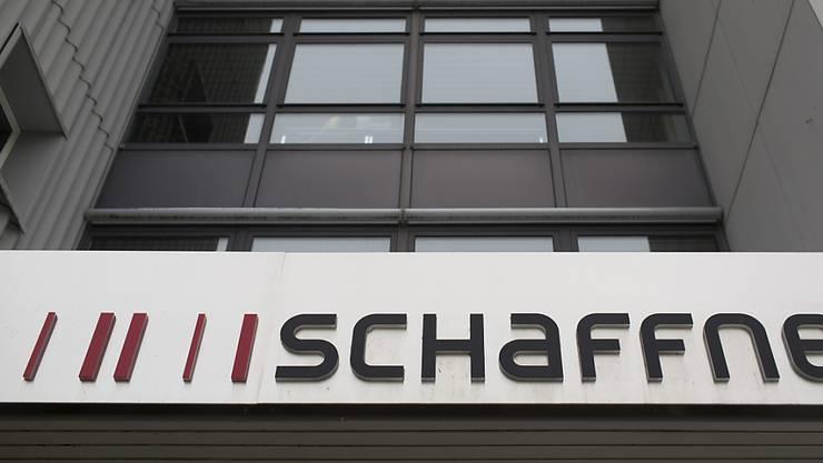 Die Solothurner Industrie-Holding hofft nach einem schwierigen Jahr auf künftiges Wachstum.