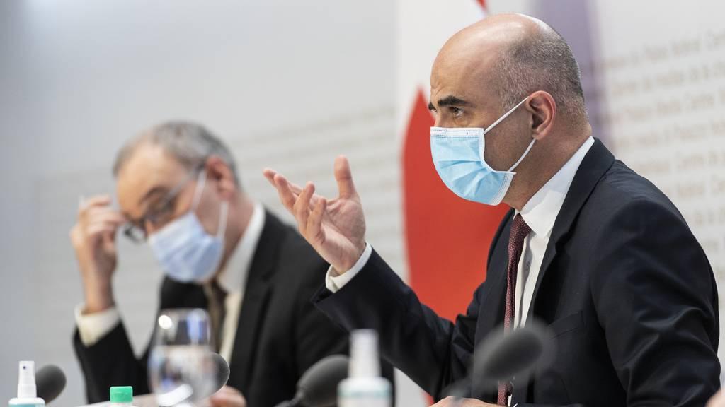 Schweiz bekommt bis Ende Juli mindestens 8 Millionen Impfdosen