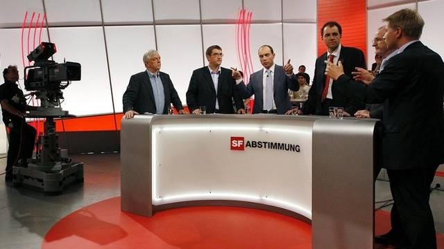 Die Präsidentenrunde nach den Wahlen im Herbst findet in Zürich statt (Archiv)
