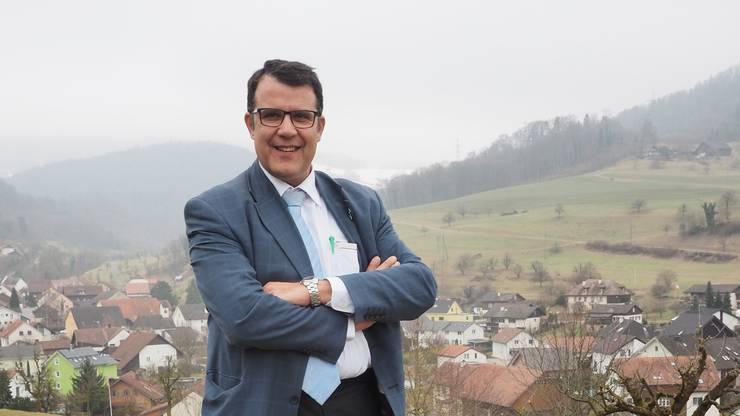 Roger Fricker, Gemeindeammann Oberhof:«Ich überlege, ob man das mit einem Wiedererwägungs-Gesuch abwenden oder via Vorstoss auf den Bundesrat einwirken kann.»