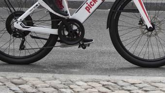 Elektroveloverleih Pick e Bike.