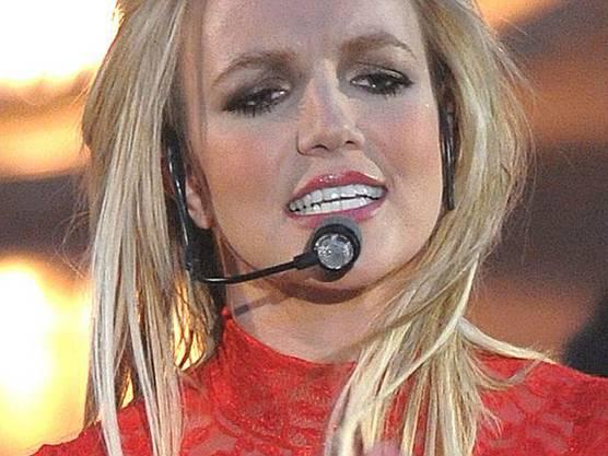Britney Spears bewegt bei Konzerten nur die Lippen (Archiv)
