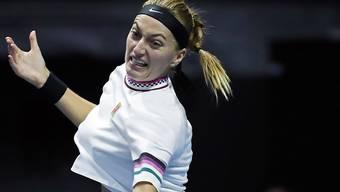 Petra Kvitova sagte vor Gericht über den gut zwei Jahre zurückliegenden Messerangriff auf sie aus