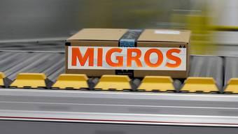 Seit einiger Zeit produziert Migros gewisse Eigenmarken speziell für Amazon. (Symbolbild)