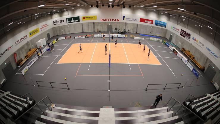 Am Samstag öffnete die Betoncoupe Arena auf dem Sportplatz Feld in Schönenwerd ihre Pforten.