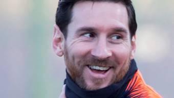 Lionel Messi freut sich über weiteren Nachwuchs: Sohn Ciro