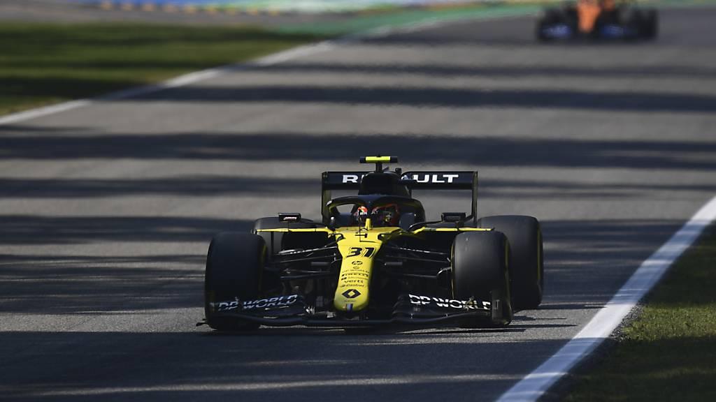 Formel-1-Team Renault wird in Alpine umbenannt