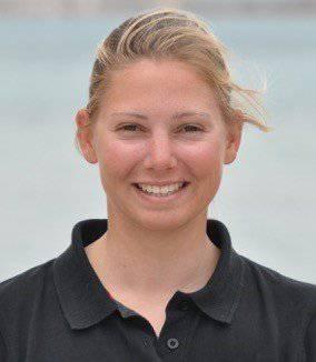 Die 26-jährige Egnacherin Livia Naef ist direkt am Bodensee aufgewachsen. Sie segelt seit sie acht ist. zVg