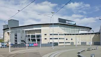 Das Zürcher Hallenstadion.