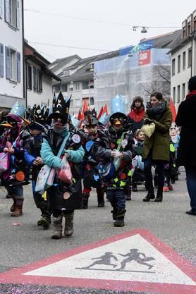 Viele kreative Kostüme können bestaunt werden.