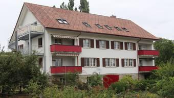 Das einstige Bürgerheim bietet Platz für 16 Personen. Vor einem Jahr lebten vier Frauen und fünf Männer hier.