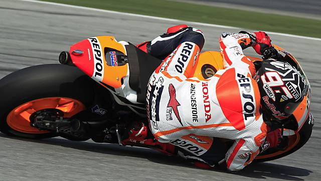 Marc Marquez war der Dominator der dreitägigen MotoGP-Testfahrten