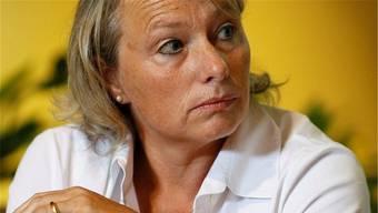 Jetzt ist es definitiv: CVP-Nationalrätin Elisabeth Schneider-Schneiter steht am 18. Oktober eine Zitterpartie bevor.
