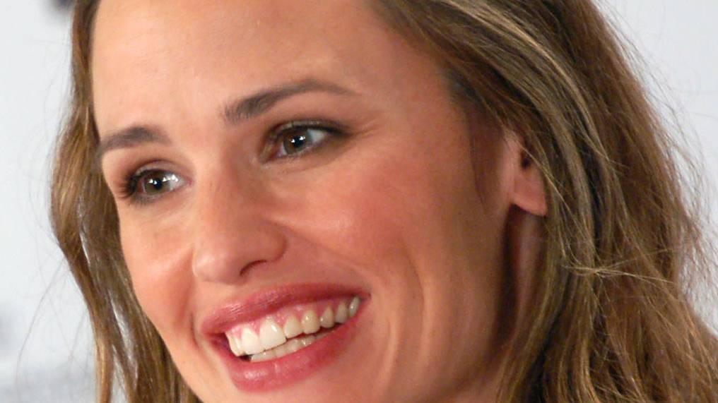 Jennifer Garner sucht öfters mal ihr Auto