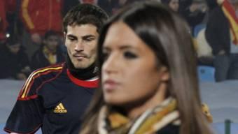 Iker Casillas und Sara Carbonero (Archiv)