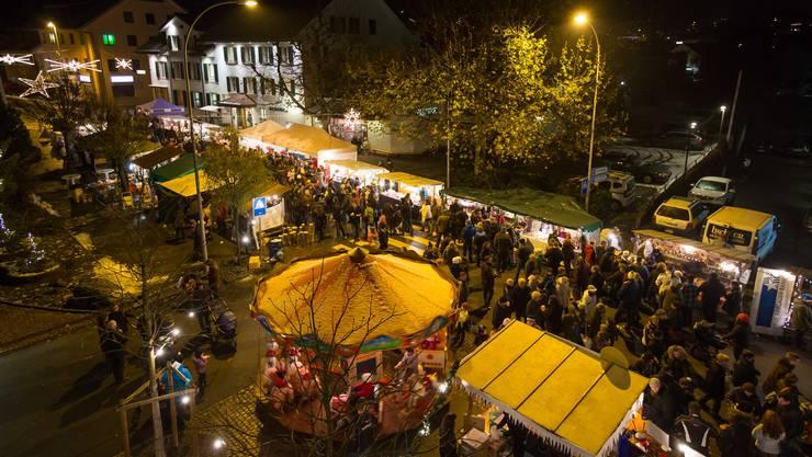 Christchindlimärt Seengen 2013