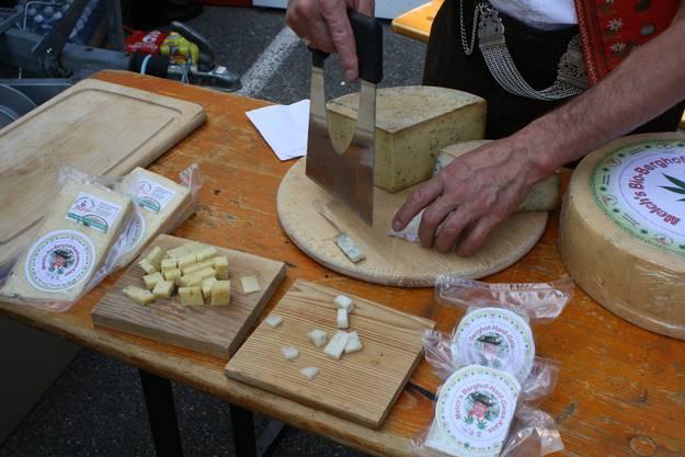 Die Schweiz, das Land des Hanf-Käses