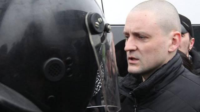 """Will seine Bewegung in """"Neue Linke Front"""" umbenennen: Sergej Udalzow (Archiv)"""