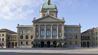 Gute Noten setzen auch im Fall der Länderüberprüfungen durch das Global Forum gute Leistungen voraus: Im Bild das Bundeshaus in Bern. (Symbolbild)