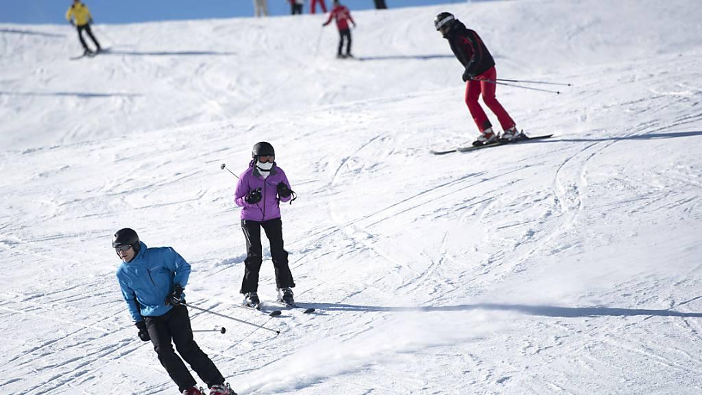 Bündner Bergbahnen beschränken Zugang zu den Skigebieten