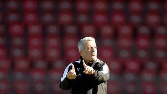 Vladimir Petkovic ist überzeugt, dass die Schweiz nach zwei EM-Spielen für den Achtelfinal qualifiziert ist.