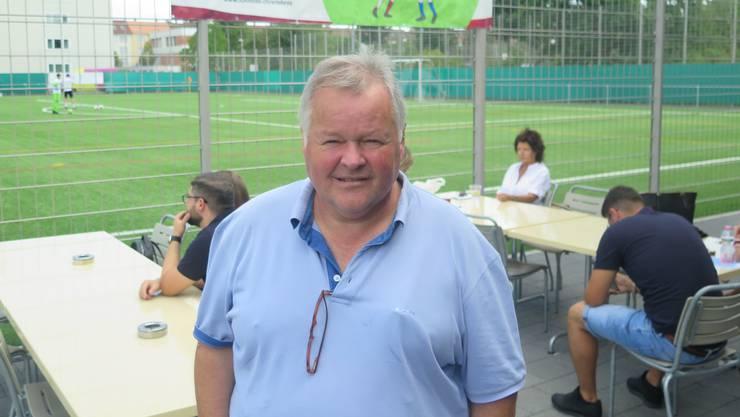 «Black»-Sportchef Faé.