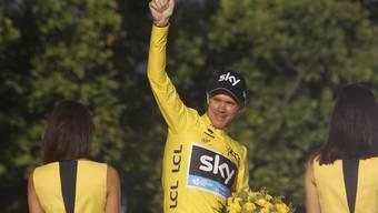 Chris Froome - ein ehrlicher Sieger?